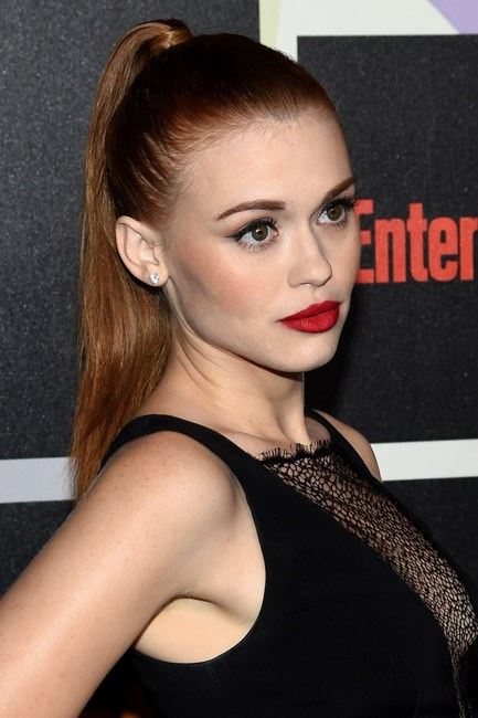 Holland Roden fire-engine red colour lends itself to a head-turning looks when giving the sleek treatment.