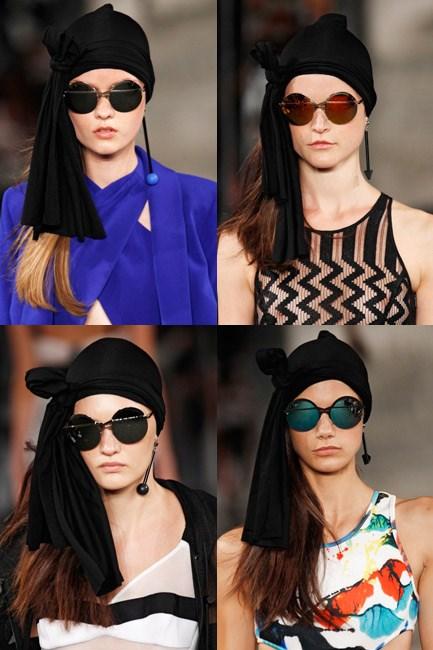 The '20s femme<br><br> <em>Milly spring/summer 2015</em>