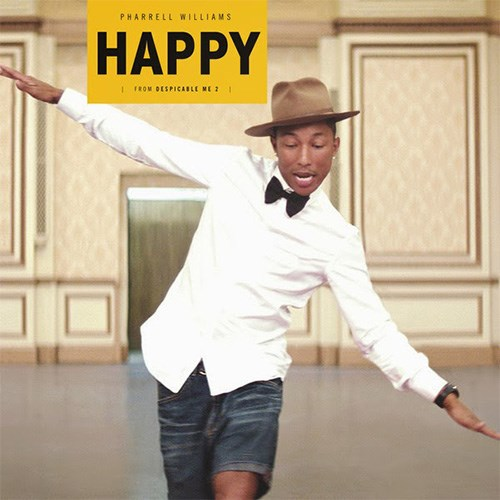'Happy' by Pharrell Williams