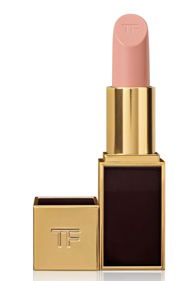 "<p><strong>Designer: Talisa Sutton</strong></p> <p>This Christmas I'm loving a nude lip and a thin line of black eyeliner.</p> <p>Lip Colour in Sable Smoke, $68, Tom Ford, <a href=""http://www.tomford.com/"">tomford.com</a></p>"