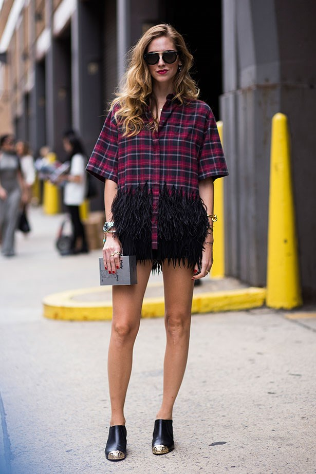<strong>Word on the street</strong> <br>Just when we thought the blogosphere couldn't possibly give birth to one more street style star, the next generation of bloggers hits and we become obsessed all over again.<br/> <br><br>Photo: Chiara Ferragni, The Blonde Salad / Jason Lloyd Evans<br/>