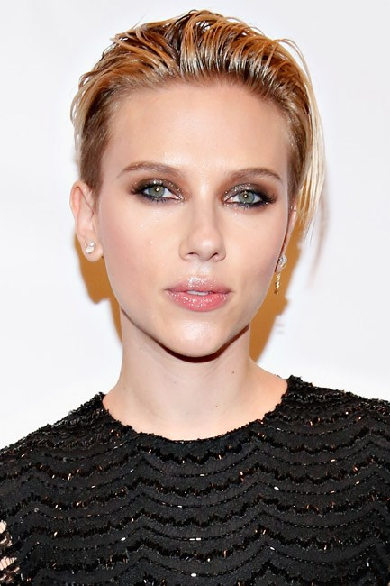 <strong>Muse:  Scarlett Johansson</strong><br> An instantly recognisable and iconic smile.