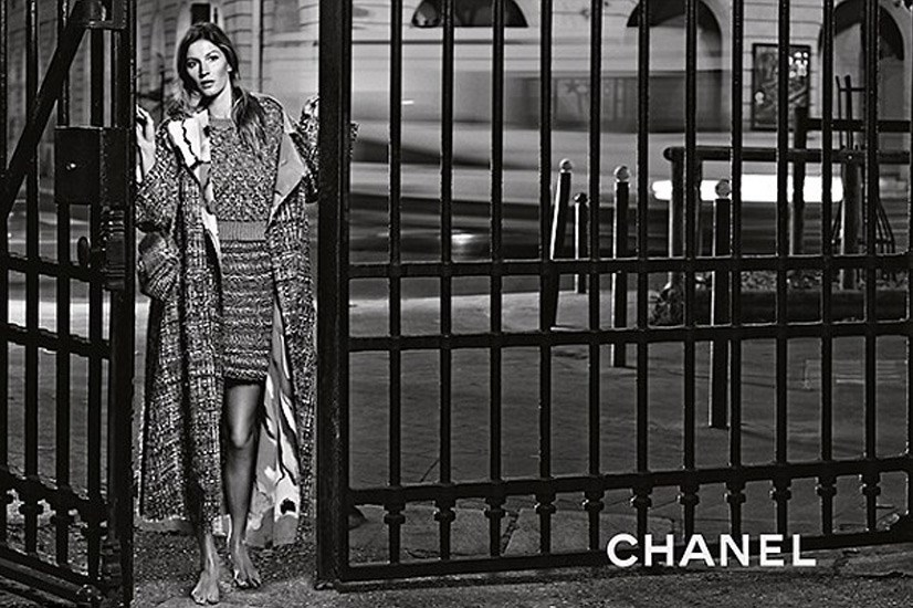Gisele Bündchen for Chanel's Spring/Summer 2015