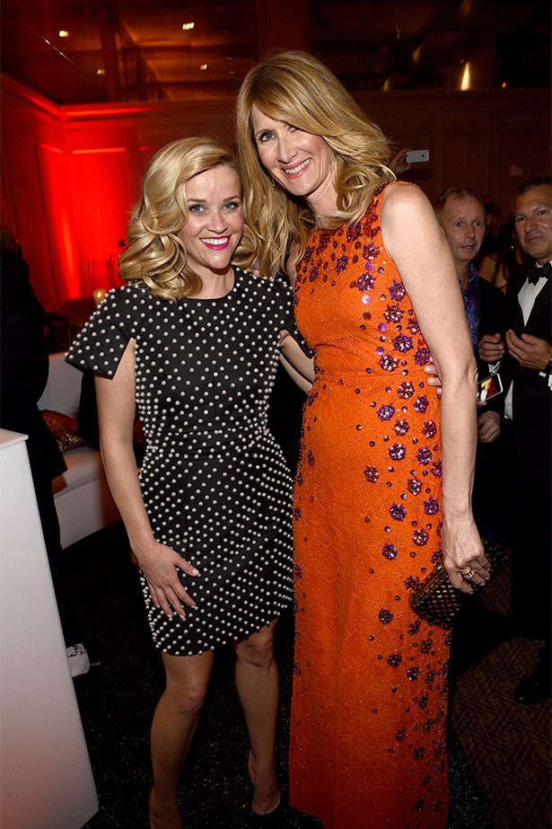 Pictured: Reese Witherspoon and Laura Dern / Getty Images