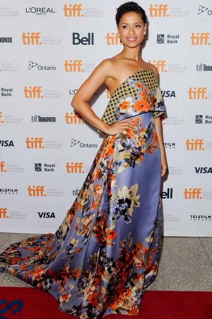 Gugu Mbatha Raw wowed at the Toronto International Film Festival.