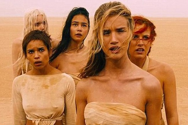 "<strong>Rosie Huntington-Whiteley and Abbey Lee </strong><br> The Australian (Lee) has a cameo alongside the British beauty (Huntington-Whiteley) in <em>Mad Max: Fury Road</em>. With Charlize Theron and Nicholas Hoult also on cast, this one's set to be a blockbuster. <br><br> <i>Image: Rosie acting in ""Mad Max: Fury Road""</i>"