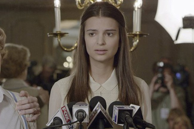 """<strong>Emily Ratajkowski</strong><br> After playing Ben Affleck's love interest in <em>Gone Girl</em>, she has a starring role in the comedy <em>We Are Your Friends </em>with Zac Efron. Read: so. much. babe. in one film.<br><br> <em>Image: Acting in """"Gone Girl"""" </em>"""