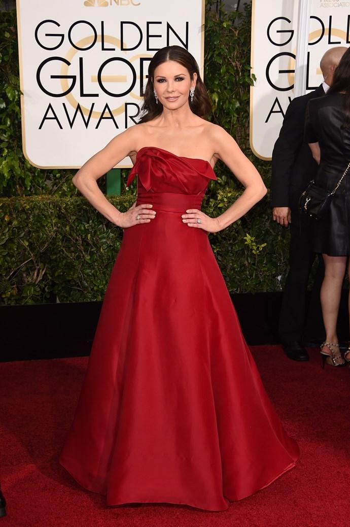 Catherine Zeta-Jones wearing H. Stern jewellery