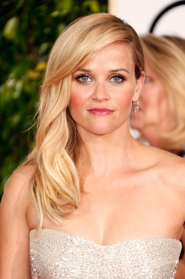 """<strong>Reese Witherspoon <br><br></strong> """"I admire Reese's look, she has really healthy strands. My only tip would be to shorten the length to the collarbone - it would have given a more contemporary finish,"""" said Brad Ngata."""