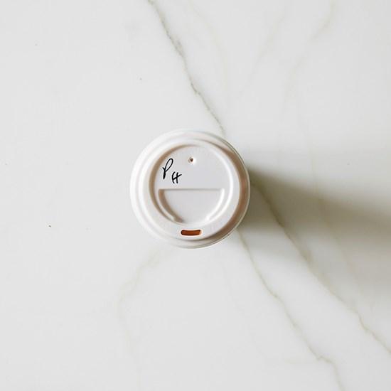 Coffee, of course. Piccolo, $3.30, Uno Espresso, (02) 9264 2229