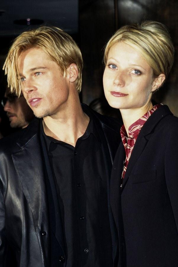 Bradd Pitt and Gwenyth Paltrow