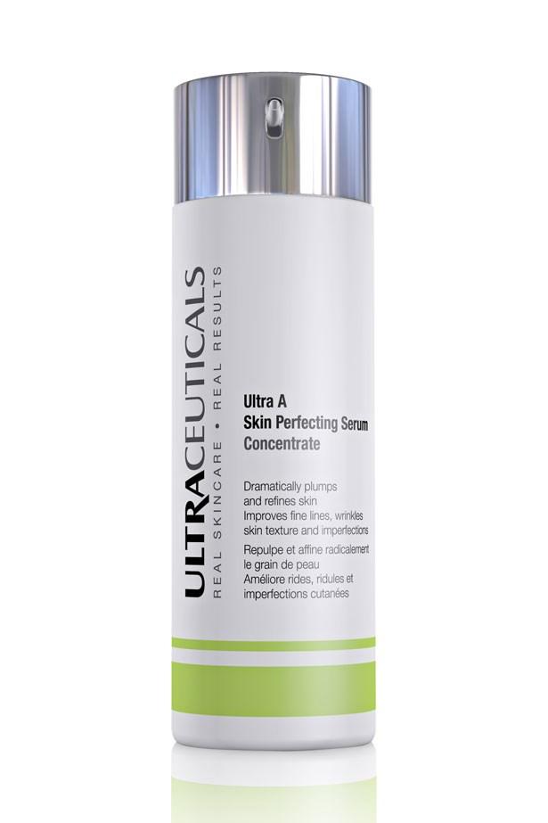 "Ultra A Skin Perfecting Serum, $138, Ultraceuticals, <a href=""http://indeedlabs.com/"">ultraceuticals.com</a>"