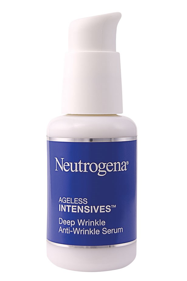 "Ageless Intensives Deep Wrinkle Serum, $29.99, Neutrogena, <a href=""http://www.neutrogena.com.au/"">neutrogena.com.au</a>"