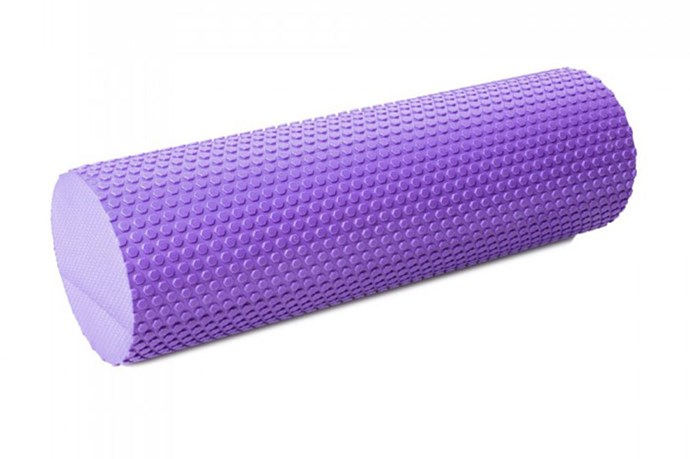 """<p> <strong>Foam Roller</strong></p> <p> If <a href=""""http://goop.com/fascia-the-secret-organ/"""">Gwyneth is doing it</a>, I'm doing it. Foam rolling for myofascial release is having a major moment and you can jump on board. Myofascial release is important to our bodies because fascia (a thin layer of connective tissue that encases your body under your skin) can tighten and harden causing muscle pain and stiffness.</p> <p> <em>Foam Roller, $19.80, NC Fitness, <a href=""""http://www.ncfitnessgear.com.au/"""">ncfitnessgear.com.au</a></em></p>"""
