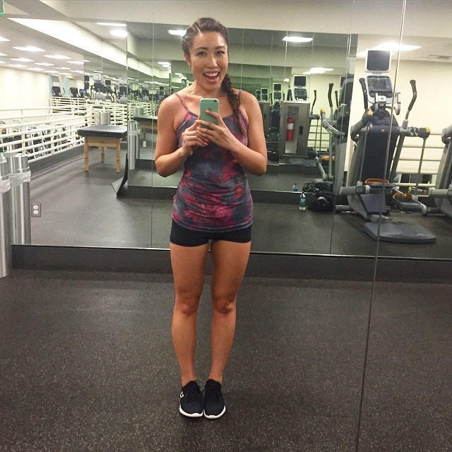 """<p>Cassey Ho, a Los Angeles based Pilates instructor, brings the same amount of encouragement and enthusiasm to her Instagram account as she does to her workout videos. A balance between posts of cheap, clean eats, cute workout gear and transformation shots of her fans, the Blogilates Instagram is sure to keep you on track.</p> <p><a href=""""http://instagram.com/blogilates/"""">@blogilates</a></p>"""
