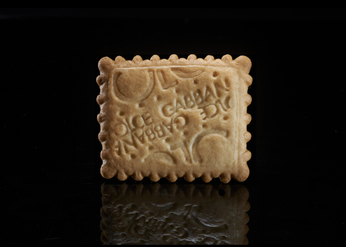 <strong>Tea biscuits by Dolce & Gabbana</strong><br> Sorry, Arnott's - you were never going to win this one.
