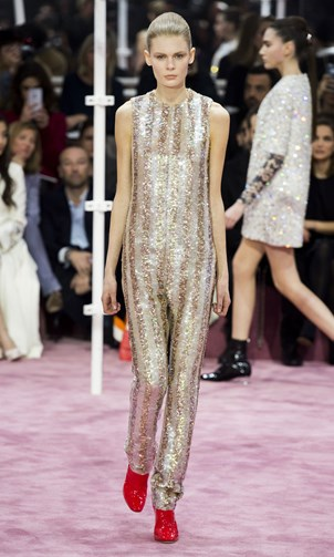 Christian Dior Haute Couture Spring Summer 15 Collection