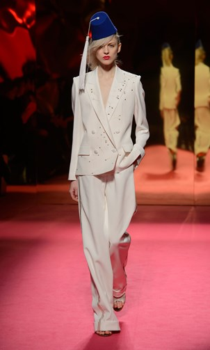 Schiaparelli Haute Couture Spring Summer 15 Collection
