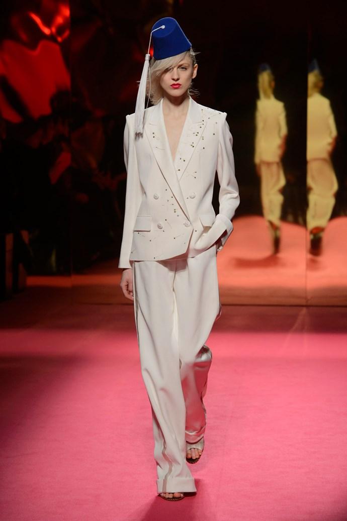 Schiaparelli Haute Couture Spring Summer 15 Collection