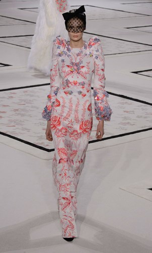 Giambattista Valli Haute Couture Spring Summer 15 Collection