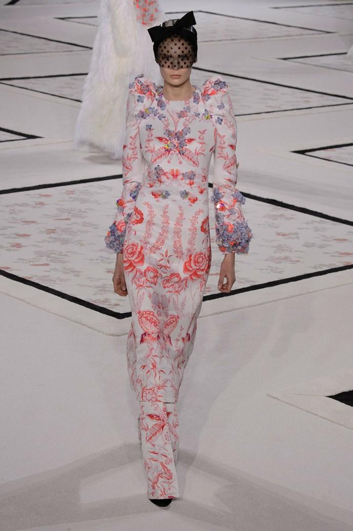 Giambattista Valli Haute Couture Spring Summer 15 Collection
