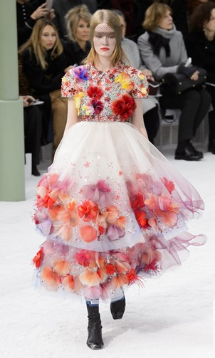 Chanel Haute Couture Spring Summer 15 Collection