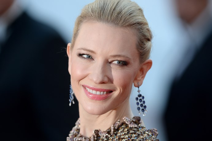 Cate Blanchett's beauty secrets