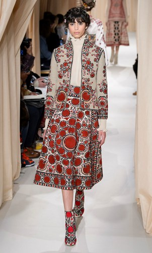 Valentino Haute Couture Spring Summer 15 Collection