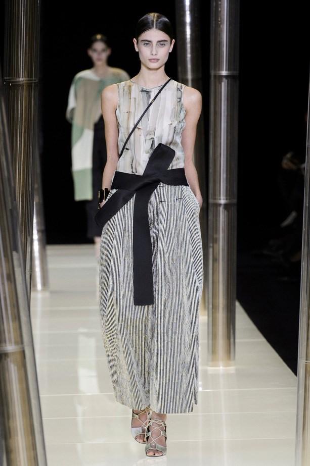 Giorgio Armani Prive Haute Couture SS15
