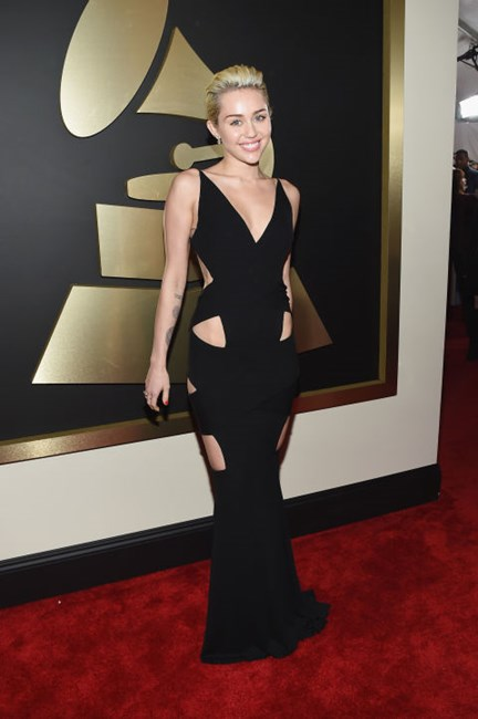 Miley Cyrus in Alexandre Vauthier
