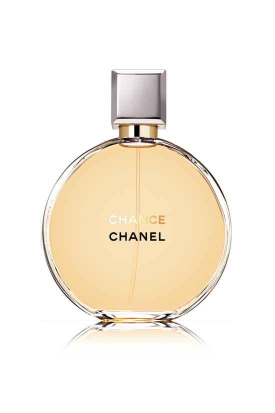 Chance eau du parfum spray 100mL, $234, Chanel, shop.davidjones.com.au