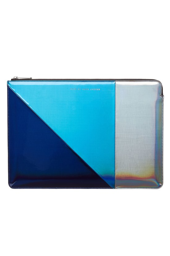 Laptop case, $156, Marc by Marc Jacobs, stylebop.com