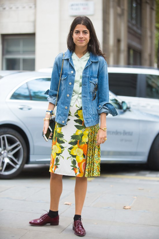 Blogger name: Leandra Medine, America<br> Blog URL: www.manrepeller.com<br> Best known for: fashion women love and men hate <br> In New York expect: humorous instagrams and bold fashion  <br> Facebook followers: 187,183<br> Instagram followers: 127,000 <br> Twitter followers: 235,000 <br>