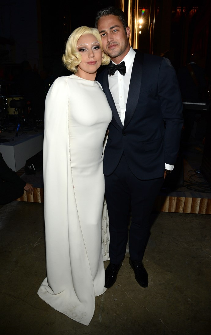 Lady Gaga and boyfriend Taylor Kinney have been dating since 2011