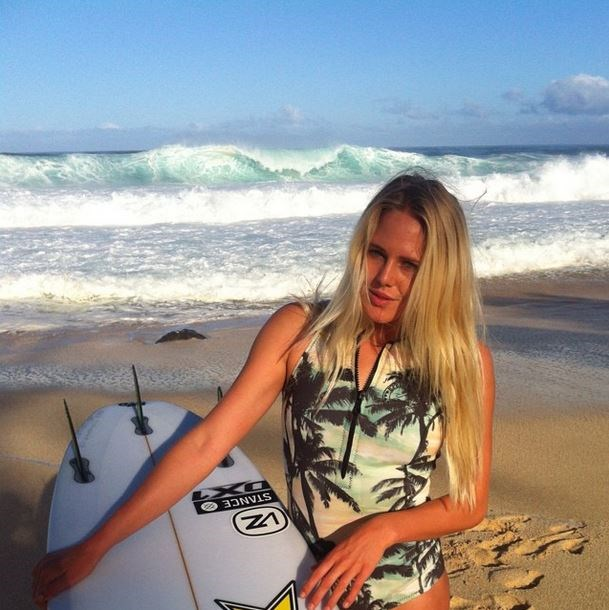 <strong>LAURA ENEVER</strong> <BR><BR> <strong>How has your idea of success changed over time? </strong><br> I competed in my first ever event at 10 years old – at that point, competitions were just an exciting way to travel around Australia with my family and friends and surf fun waves with the other girls. I never put any pressure on myself – win or lose, I was always stoked if I felt as though I had surfed my best. It stayed that way until I was on the professional world tour. I started putting too much pressure on myself to get the best results, and competing wasn't as fun - it just didn't feel right. I took a step back and learnt how to differentiate between competing and my love for riding waves. Finding and keeping that balance has meant I'm now 23 and in my fifth year on the world tour, having just won the Australian Open of Surfing - and couldn't be happier, or having more fun.