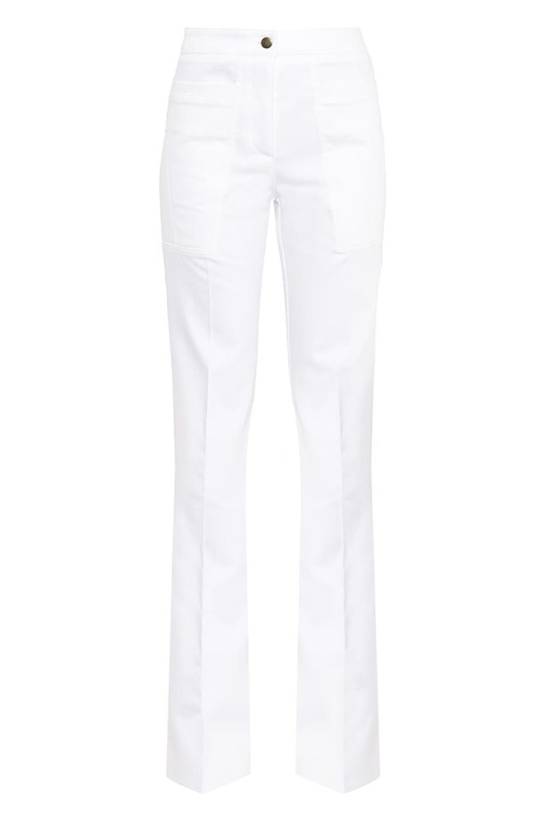 "<a href=""http://www.matchesfashion.com/product/1001277"">Jeans, $575, Derek Lam, matchesfashion.com </a>"