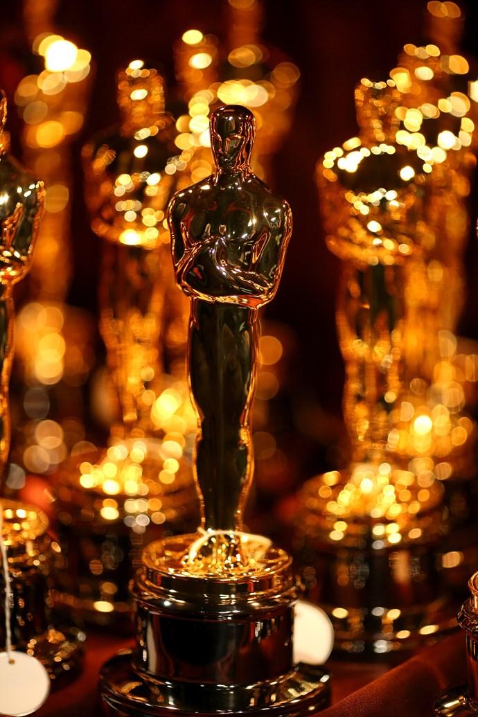An Oscar Award