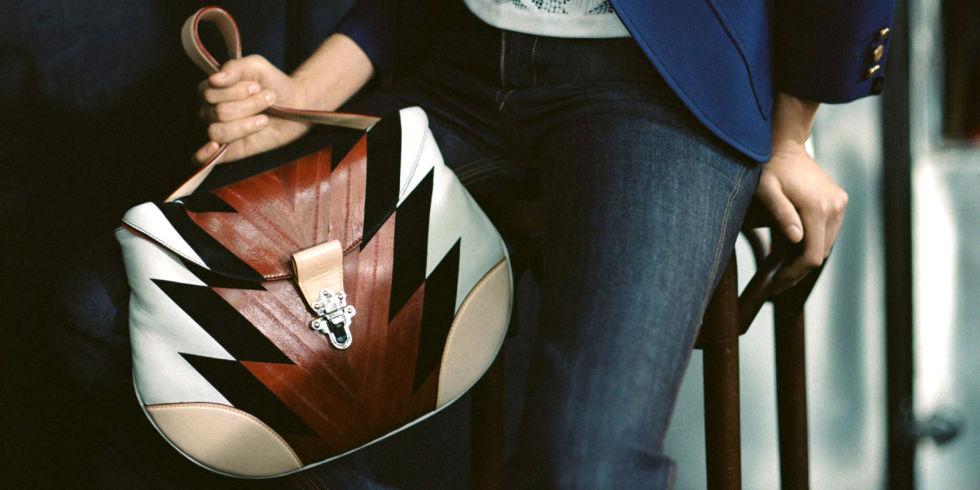 5 ways to spot a fake handbag