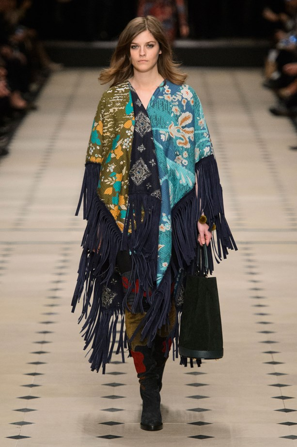 Burberry Prorsum Autumn Winter 2015 Collection