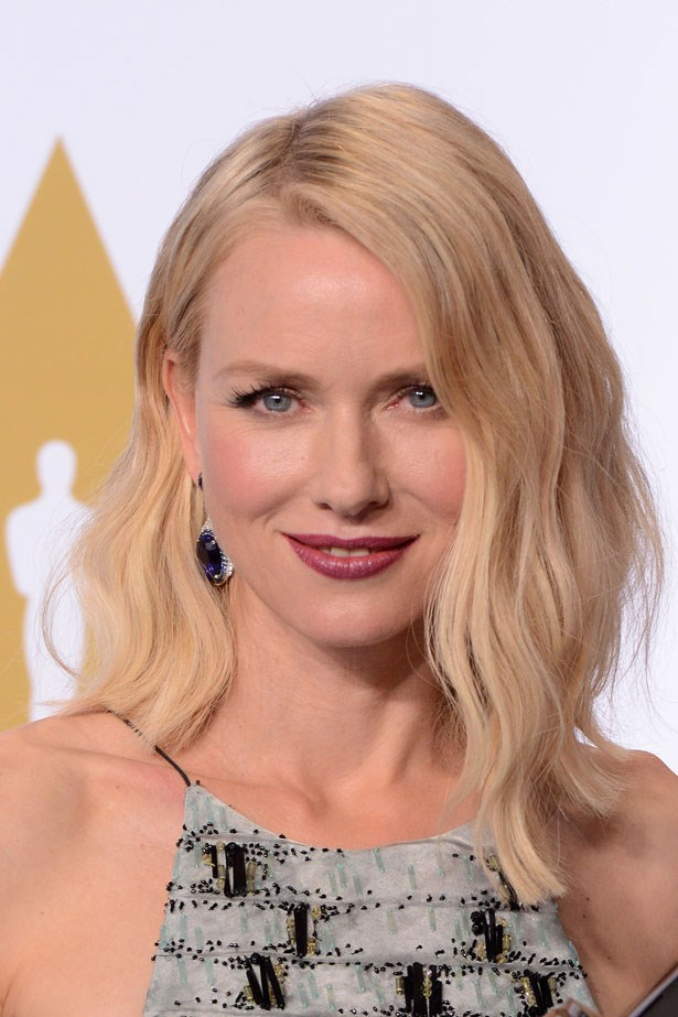 """""""Cool, chic and of the moment. Naomi Watts lob looked superb. Looking for a style update? You must try this length. Also sporting this hair was Nicole Kidman and Margo Robbie. Great to see Aussie women paving the way with hairstyles."""""""