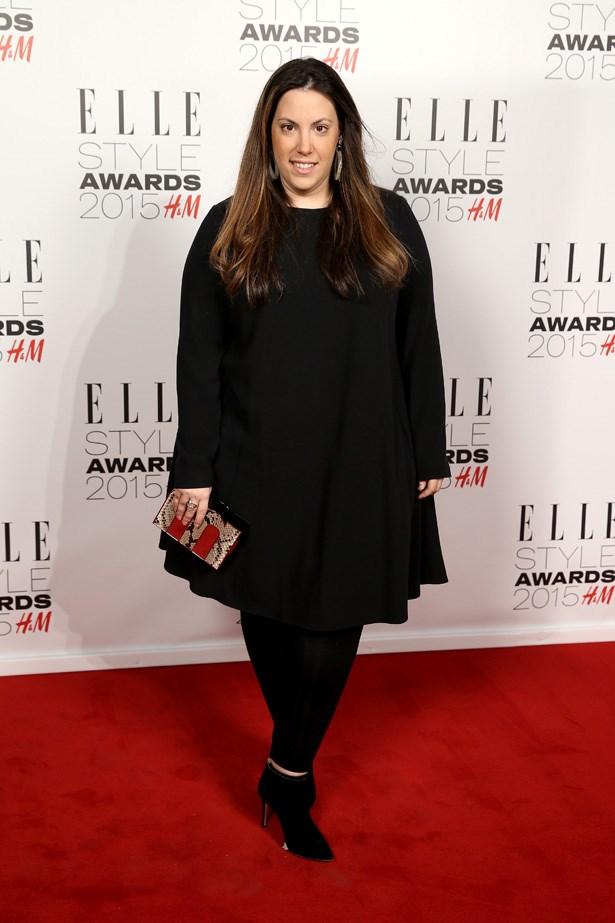 Mary Katrantzou at the ELLE Style Awards