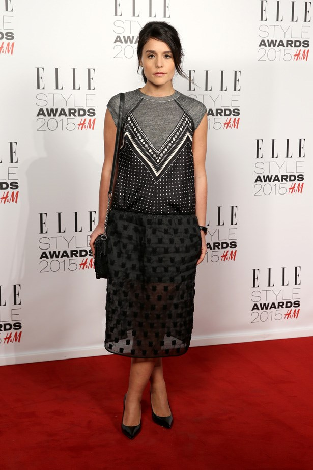 Jessie Ware at the ELLE Style Awards