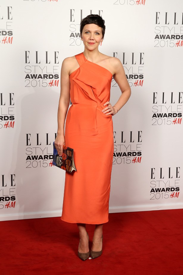 Maggie Gyllenhaal at the ELLE Style Awards
