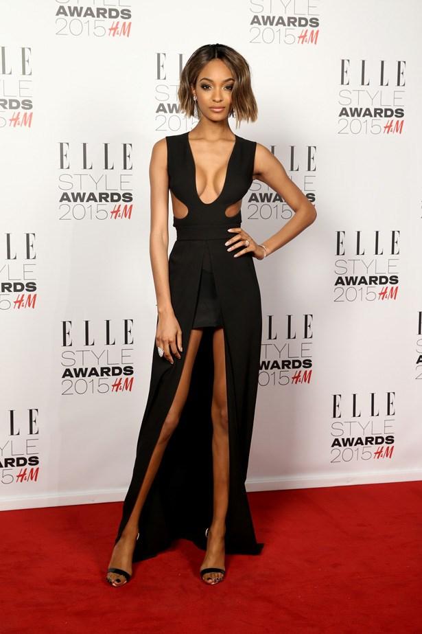 Jourdan Dunn at the ELLE Style Awards