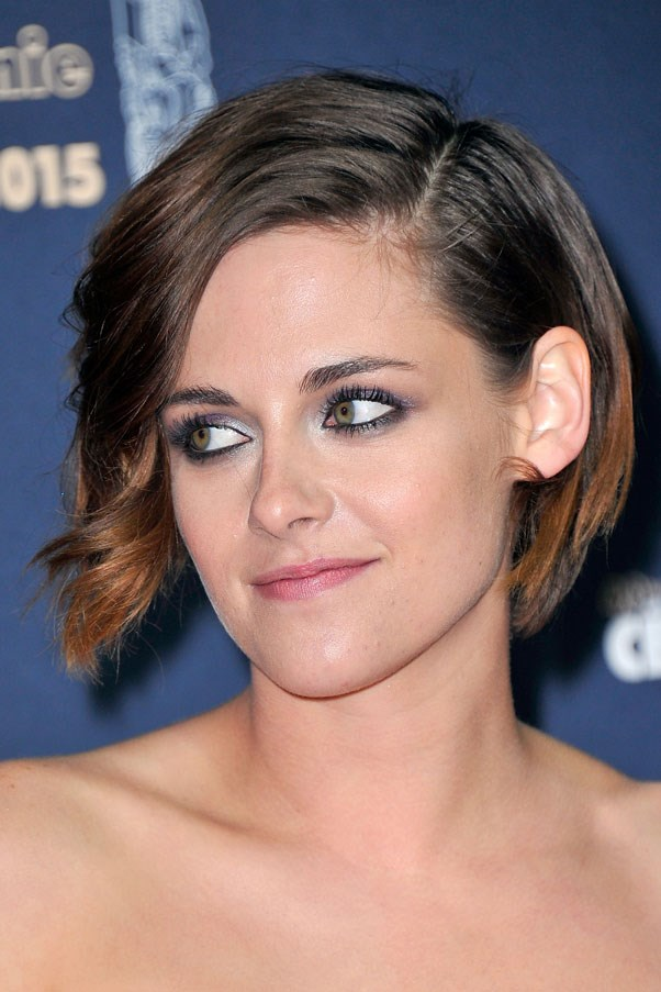Kristen Stewart at the The Cesar Awards