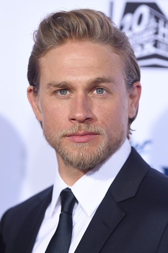<strong>Charlie Hunnam</strong> I mean, give the people what they want already.