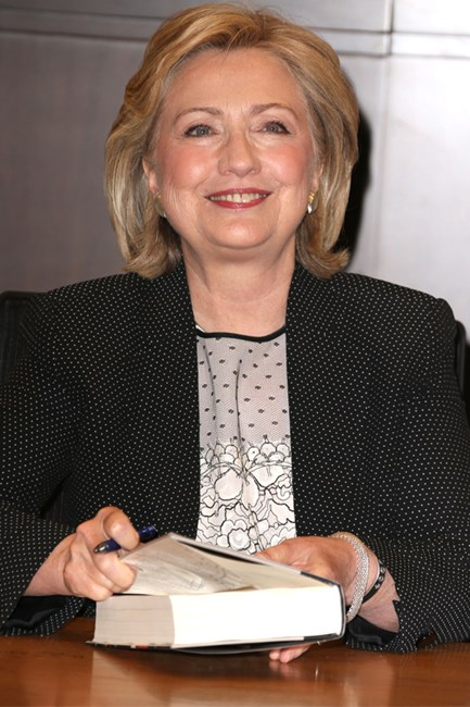 Getty: Hilary Clinton