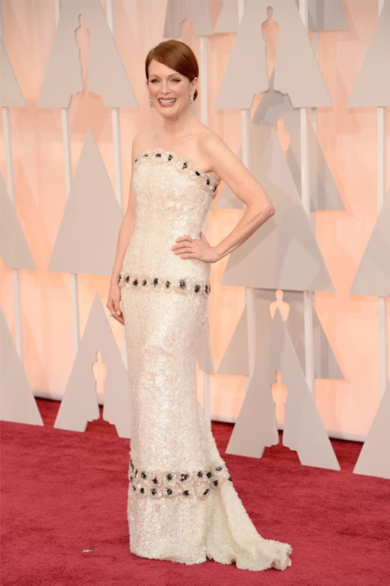 And then Julianne Moore wore it at the Oscars and it was amazing.