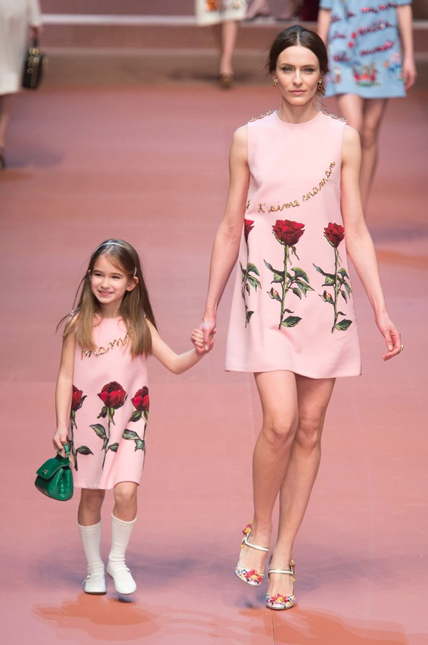 Dolce & Gabbana Autumn Winter 2015 Collection
