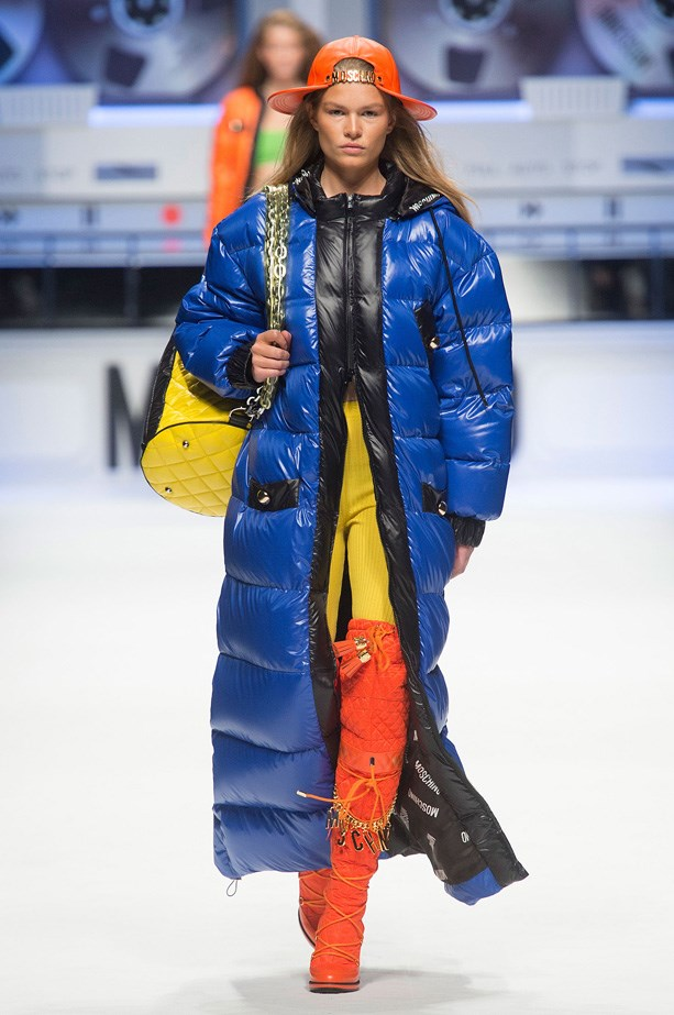 Moschino Autumn Winter 2015 Collection